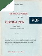 Dogen Uchiyama Roshi - Istruzioni a Un Cuoco Zen.it.Es