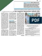 """""""Organizziamoci per una maggiore integrazione studenti-città"""" - Il Resto del Carlino del 14 giugno 2019"""