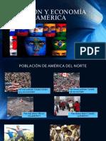 Población y Economía de América 3er Año