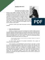 Texto Para Ensino Médio - Durkheim