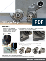 CTP Water Pumps