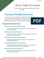 Color Books Index