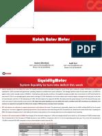 Kotak RatesMeter June 17 2019