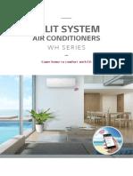LG Split Systems Brochure
