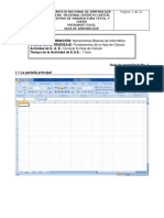 Cartilla de Excel Basico 1