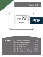 Guide d'Utilisation CM707 (FR)