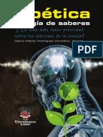 BIOÉTICA. Ecología de Saberes La Vida Debe Tener Prioridad Sobre Los Intereses de La Ciencia