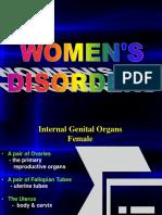 Womens Disordersppt2894