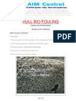 Hull Bio-fouling Solutions Treatment and Underwater Work in Vietnam
