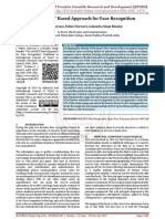 PCA and DCT Based Approach for Face Recognition