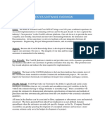 White Paper Costos Software Overview PDF