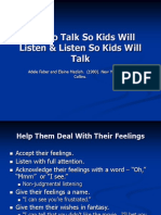 HowtoTalkSoKids.ppt