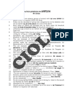 Anp206 Practice Questions