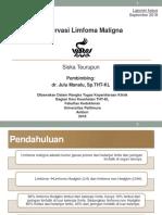 observasi limfoma Maligna