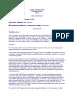 7. Alfredo a. Mendros, Jr. vs.mitsubishi Motors Phils. Corporation (Mmpc)