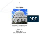 BIOGRAPHY OF HAZRAT HASHIM PEER BIJAPUR