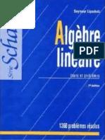 Algèbre Linéaire Series Schaum's