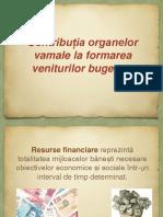Contributia Organelor Vamale La Formarea Veniturilor Bugetare1