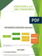 Introduccion a La Opciones Financieras