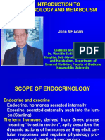 Endocrine Review, Kuliah Mei 2008