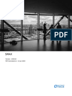 SMAX 2019.02 Administer