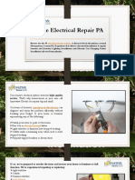 Home Electrical Repair PA