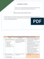 Child Protection Risk Assessment Table Jan 2019 Revised
