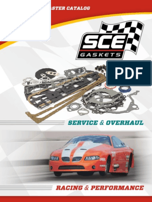 Intake and Exhaust Manifolds Combination Gasket Fel-Pro MS 2388 S