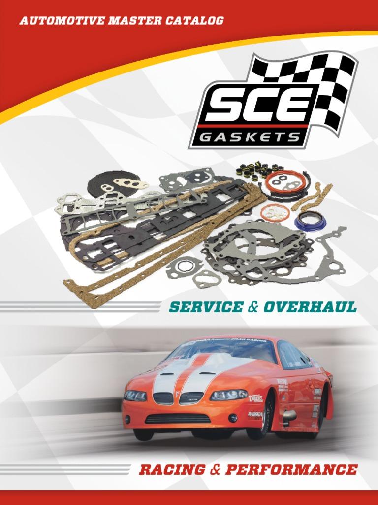 Engine Valve Cover Gasket Set Fel-Pro VS 50192 C