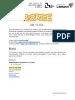 Scratch Para Educadores - 2019