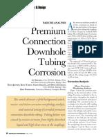 Premium Downhole Tubing Corrosion