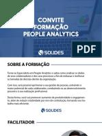 Convite Formação People Analytics