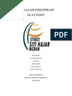 MAKALAH FLAT FOOT.docx