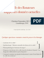5-1-epidemiologie et physiopathologie des lésions de la coiffe des rotateurs