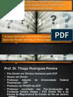 Apresentação Filosofia Do Direito - Retórica