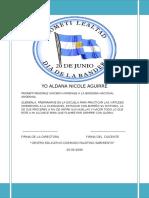Diploma Bandera