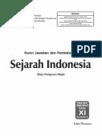 01 Kunci Sejarah Indo 11b K-13 2017 Wajib