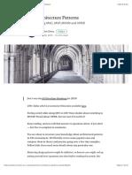 IOS Architecture Patterns – IOS App Development – Medium