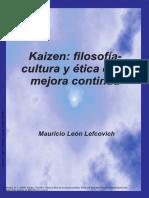 Lefcovich Kaizen Filosofía- Cultura y Ética de La Mejora Con... ---- (Pg 1--10)
