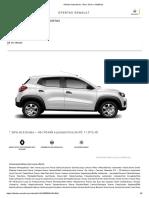 Ofertas Imperdíveis - 0km, SUVs e Utilitários