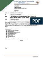 Informe-43 Conformidad Orden de Servicio Nº 285
