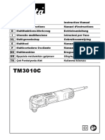Multiherramienta TM3010C