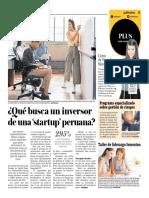 Qué Busca Un Inversor de Una Startup Peruana