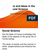 Ppt Social Science