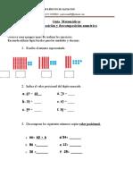 Composicion y Descomposicion Numerica Doc