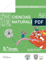 Naturales Texto 5to EGB ForosEcuador