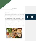Proteina Vegetal Trabajo