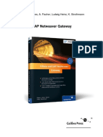 SAP Press - OData and SAP NetWeaver Gateway