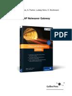 SAP Press - OData and SAP NetWeaver Gateway