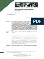 Verónica Andrea Vitola_El Uso Del Concepto de Sectores Populares en Las Ciencias Sociales